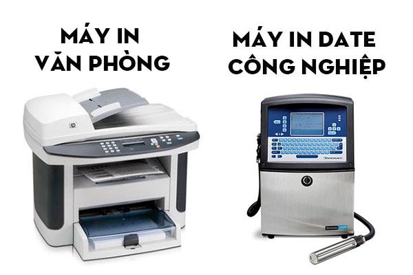 phan biet may in date cong nghiep voi may in van phong