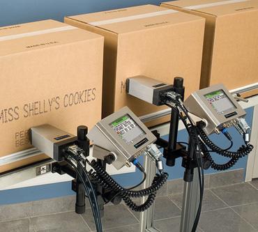 máy in thùng carton videojet 2120