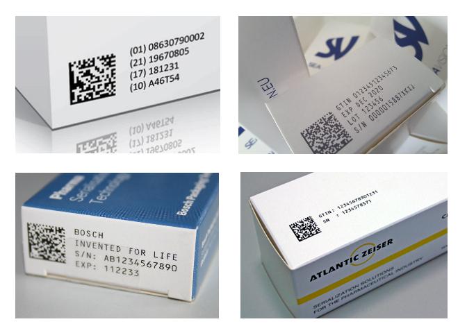 Mã code tuần tự trên các sản phẩm ngành dược phẩm