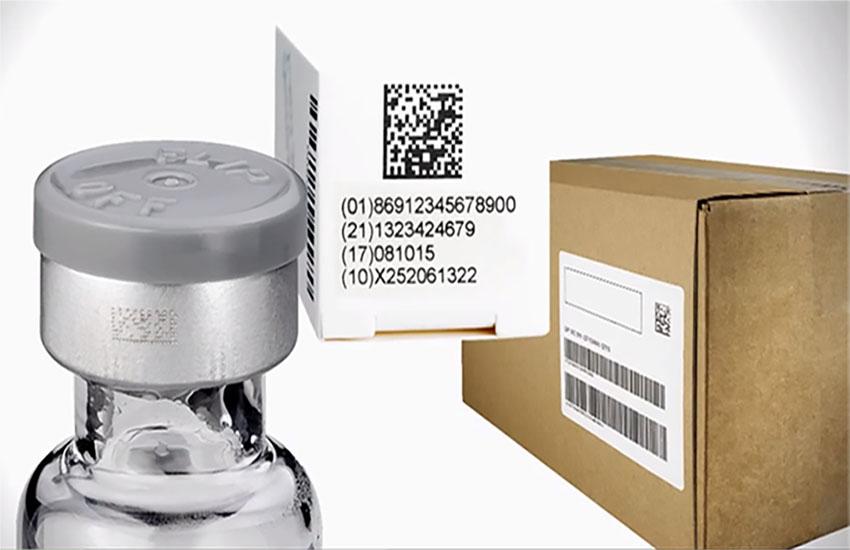 In phun date code lên thùng carton, chai hoặc hộp thuốc