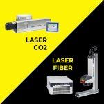 So sánh máy khắc Laser Fiber với Laser CO2