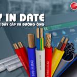 GIẢI PHÁP IN DATE CHO NGÀNH DÂY, CÁP VÀ ĐƯỜNG ỐNG